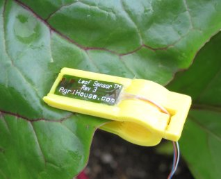 Leaf Sensor  - The How to Use page